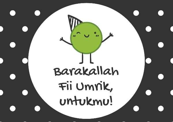 Ucapan Selamat Ulang Tahun Islami untuk Gebetan