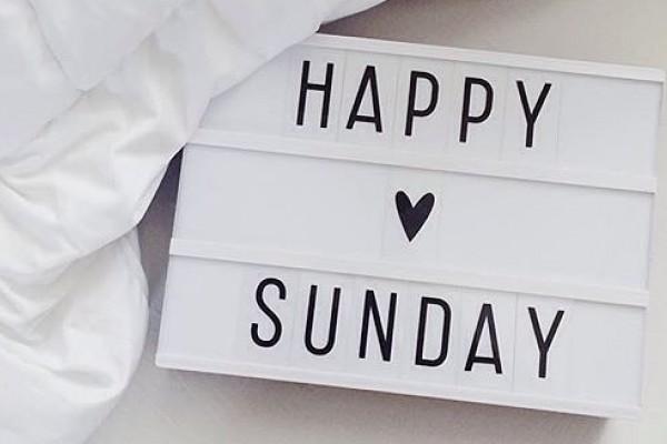 100 Ucapan Selamat Hari Minggu Bijak Lucu Dan Romantis Terbaru 2020 Trimelive