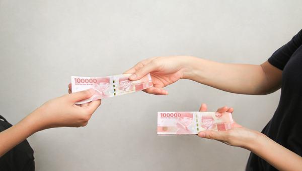 Ucapan Terima Kasih atas Pemberian Uang