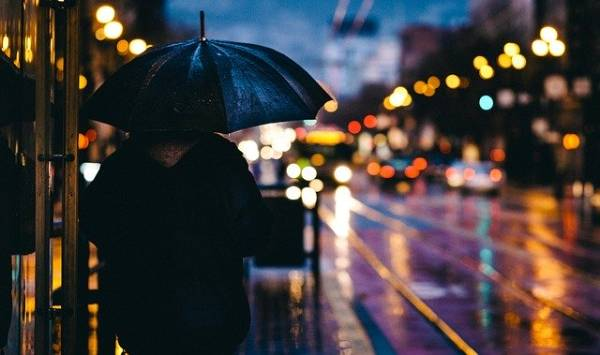 Kata-kata Bijak Hujan di Malam Hari